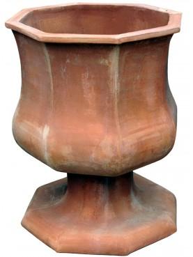 Grande vaso a bicchiere dell'Impruneta