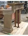 Zorzet fireplace, sand stone - IHS Perpetua of Ghirlandaio