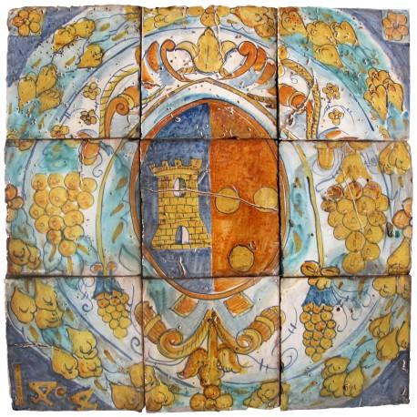 Lucca Sicula panel