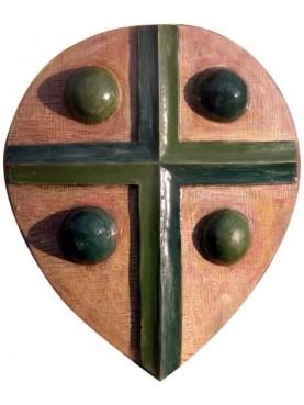 Majolica coat of arms