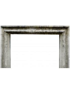 Limestone Fireplace Frame