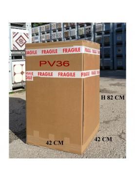 Carton 47 x 47 x h82 cm