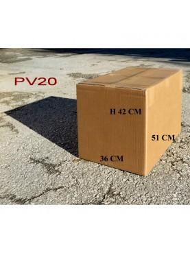 Carton 51 x 36 x h42 cm