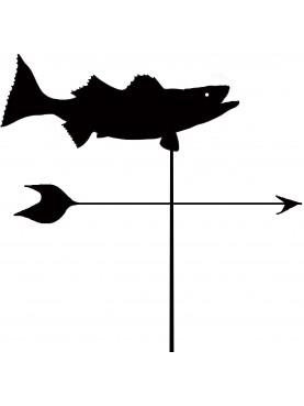 Atlantic Salmon wind vane