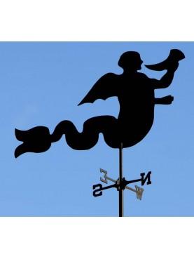 La banderuola segnavento di Orvieto, il Maurizio