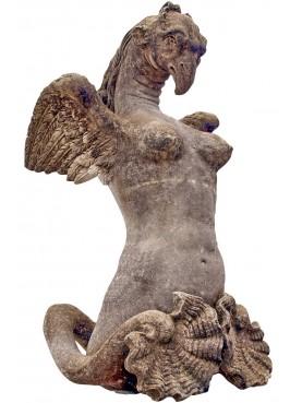 Chimera in pietra arenaria