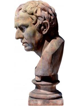 Plinio - copia di statua romana