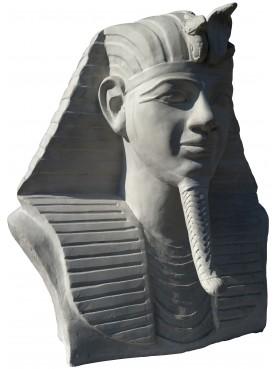 Tutankhamon in gesso