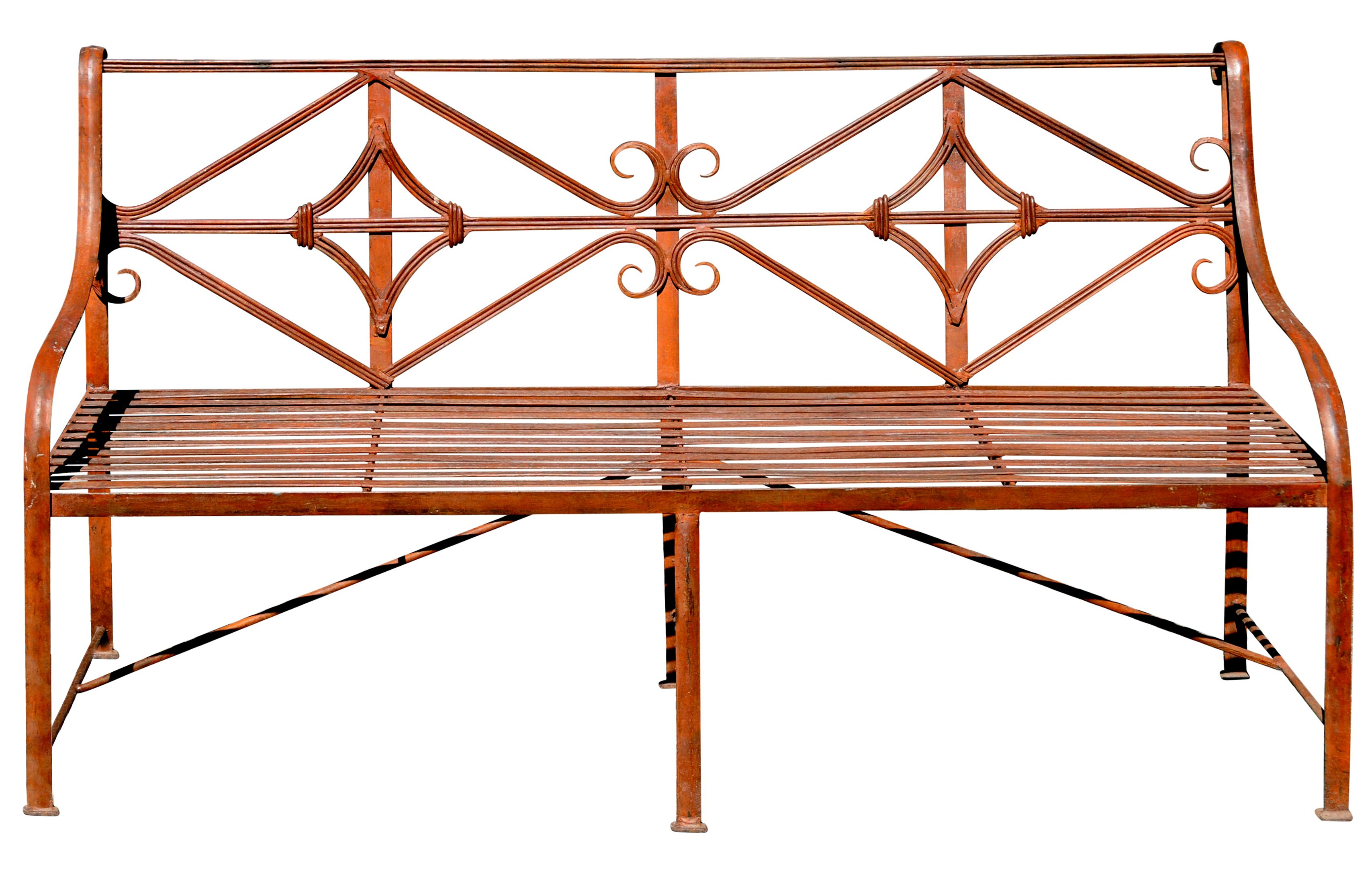 cast garden encourage iron wrought bench outdoor for resort regarding gorgeous