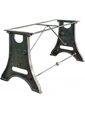 Cast iron working table