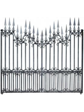Riproduzione di antico cancello toscano
