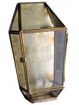 Tuscan brass Lantern