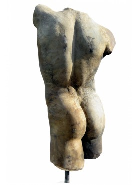 Copy of greek torso.