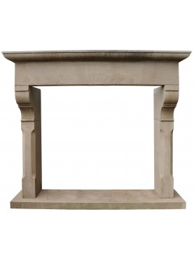 Fireplace in stone - Buonconvento model
