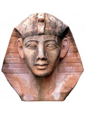 Terracotta Tutankhamon bust small size