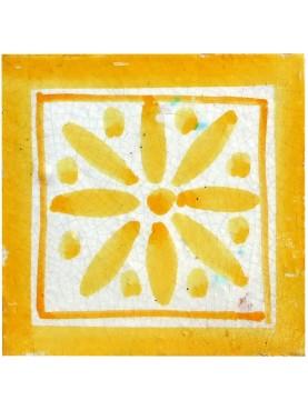 Berber Tiles Ocre color
