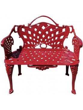 Cast iron benche