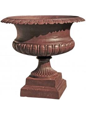 Cast iron vase - Medici's castiron vase