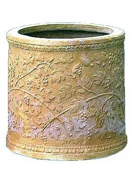 Terracotta well
