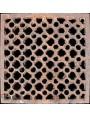 cast-iron grid