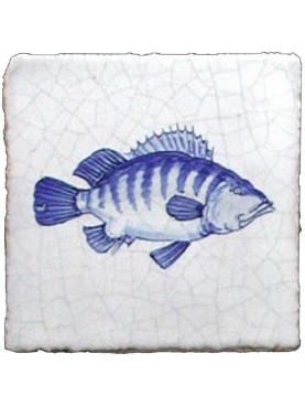 Fish of Delft - White Seabream