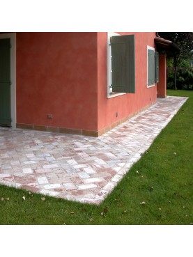 Tuscan Roof Tiles flooring