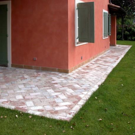 Tuscan Roof Tiles flooring