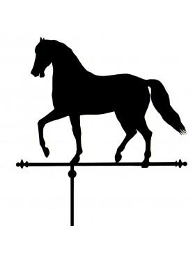 Horse weather-vane american stallion