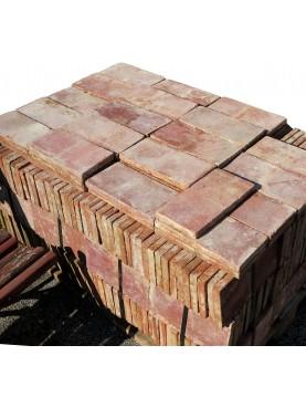 Terracotta rectangular Floor Tiles Mezzane