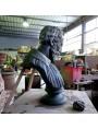 Michelangelo Buonarroti busto in terracotta