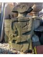 Riproduzione di statua stele Lunigianese