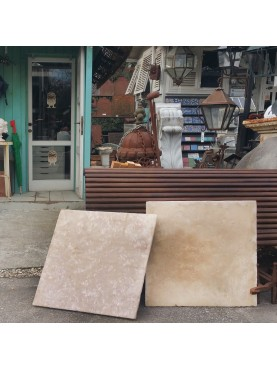 Limestone our production - square tiles