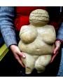 Our repro of the Willendorf venus