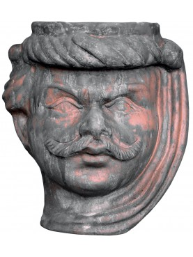 Piccolo cachepot in terracotta