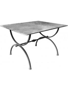 Tavolo rettangolare a centine 120CM