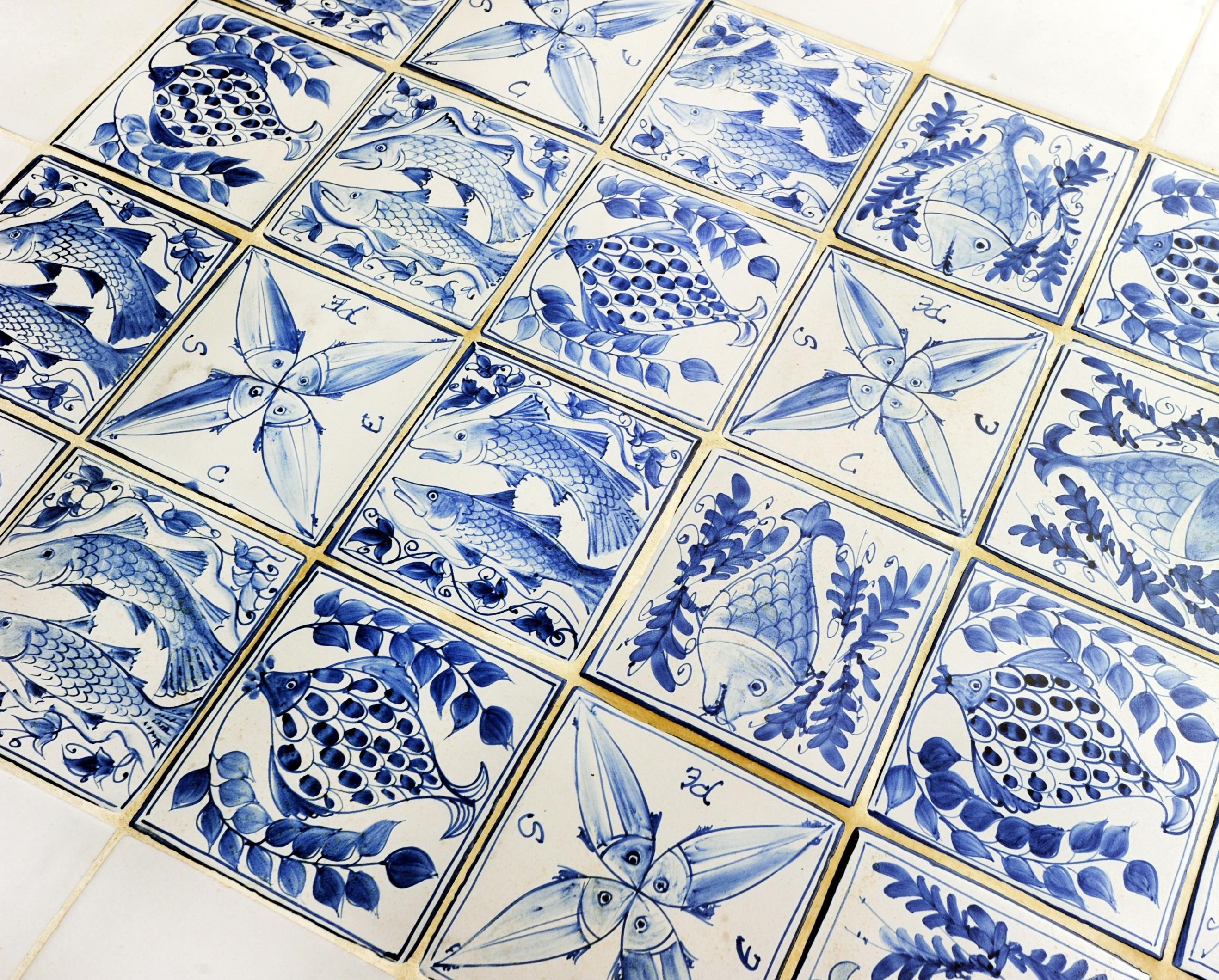 Piastrelle in maiolica elegant piastrelle mattonelle maioliche pavimenti with piastrelle in - Piastrelle in maiolica ...