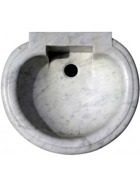 Sink in marble