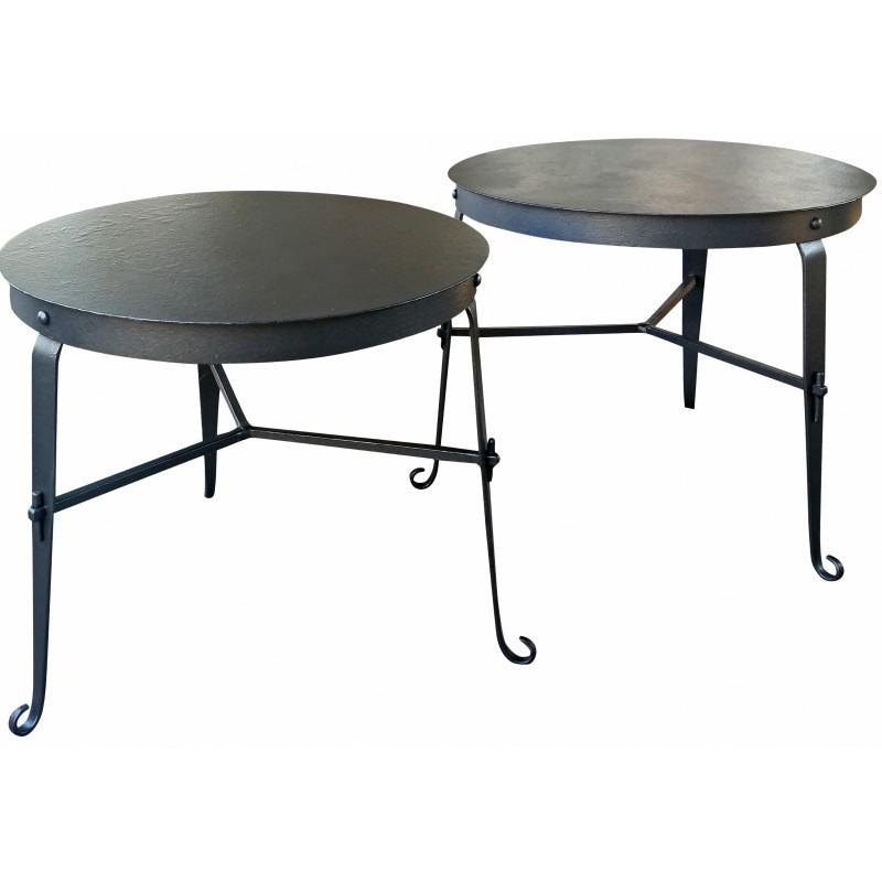 Tavoli soggiorno in ferro battuto le ultime idee sulla - Tavolini in ferro battuto ikea ...