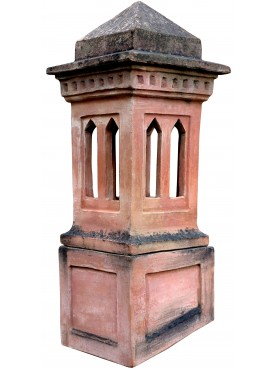 Comignolo dell'Impruneta in terracotta