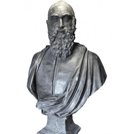 Our ancient plaster cast bust