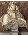Il meraviglioso busto originale del Bernini, sito a Versailles.