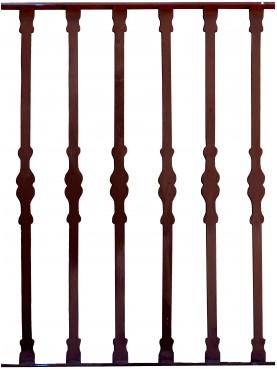 Bibbona Handrail wroughtiron