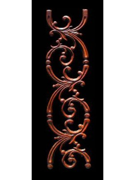 Cast-Iron handrail