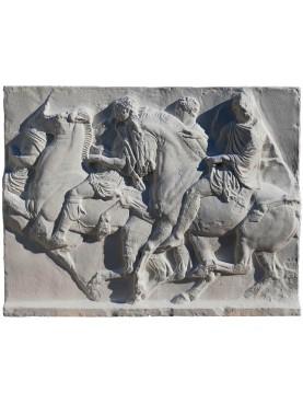 Fregio Cella del Partenone di Atene metope gesso