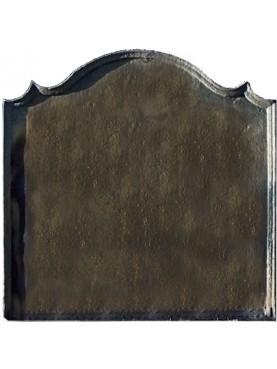 ancient simple castiron Fireback
