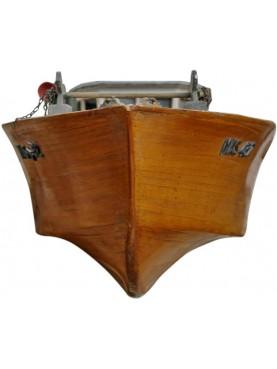 MAS 432 model of the famous italian assault motorboats