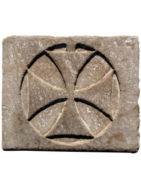 stone Cross subscribed in the circle