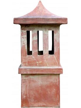 Comignolo dell'Impruneta in terracotta
