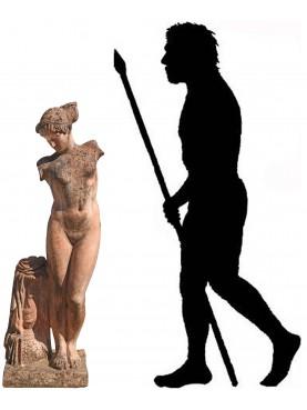 Venere Esquilina copia in terracotta 1:1 statua