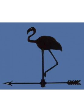 weather vane SARDINIAN FLAMINGO windvane